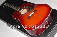 best Musical Instruments Hummingbird HS screen pick-up Acoustic electricity Guitar in stock