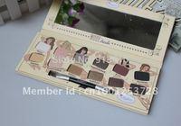*Best Selling 2012 Makeup! 6 Pcs  nude tude 12 colors eyeshadow Palette!11.8g