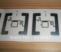 ISO18000-6C tag UHF tag 915MHZ super high frequency electronic label 50X50MM