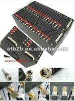 wavecom 32 port bulk sms gsm modem usb q2303