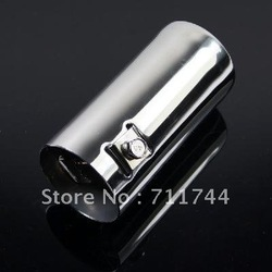 free shipping/Stainless Steel Muffler for Vehicles Car Exhaust Pipe(China (Mainland))