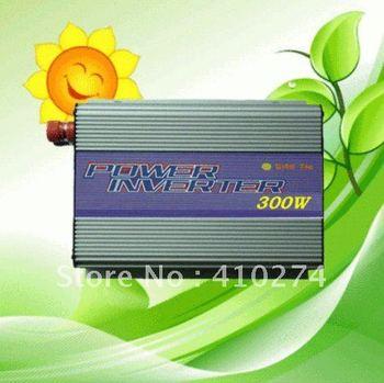 300w grid tie power inverter 22v-60v solar panel AC Output 190V-260V / 90V-130V/ free shipping