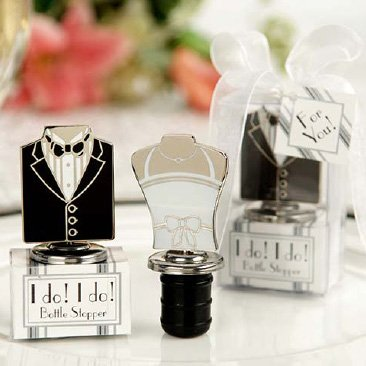 Wedding Gifts For Older Couples : Wedding Gifts For Couple Fashion Bride And Groom Red Wine Stopper-in ...