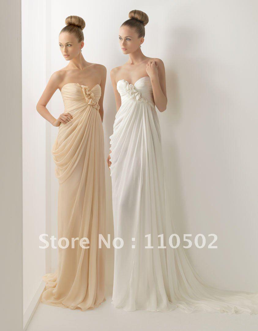 Formal Wedding Dresses - Ocodea.com