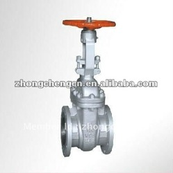 150LB flange api 600 gate valve(China (Mainland))
