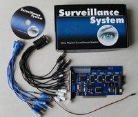 16CH GV Card, GV-800 V8.4 GV DVR Board, GV800 (V8.4) CCTV GV DVR Card