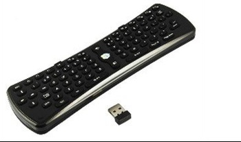 2.4G air fly mouse and keyboard,  remote control, support up to 30 meter, compatible TV, Android/Window/Mac OS