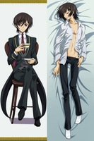 Code geass Lelouch lamperouge Hugging pillow case / Dakimakura Case #946  (full color)