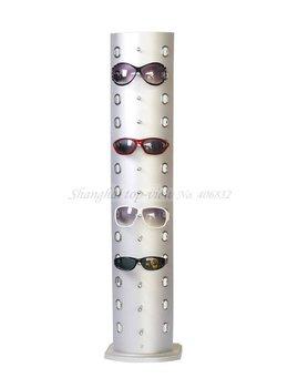 2014 Wood Exhibitor Sunglasses Shelves Ty003 Aluminum & Plastic Board Reading Glasses Display Stand Rack , Shelf, Eyewear Rod