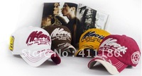 2012 fashion baseball cap casual hat 4 colors available free shipping 10pcs/lot