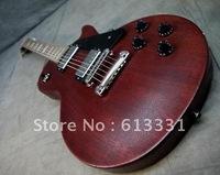 Wholesale 2012 custom guitar free shipping purplish red Mahogany