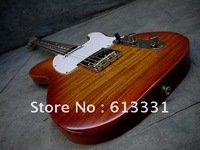 New arrival matte FLAME MAPLE TOP ELECTRIC GUITAR electric guitar free shipping