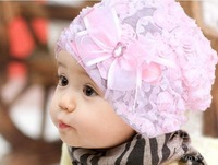 Wholesale baby Cloche hat/kid hat/children cap/Set of head cap winter cap