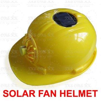 Solar fan helmet without power type solar fan cap engineering cap motorcycle helmet free shipping