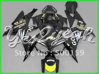 Free shipping ! 2 Gift+Yellow black ABS plastic fairing for YAMAHA  YZF R1 02-03 2002 2003 YZF-R1 02 03 YZFR1 2002-2003 YB55