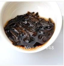 2008 Years Nonpareil Organic Ripe Pu er tea yunnan Brand Qiao Mu Gu Shu Puer tea