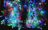 LED lights LED flash ChuanDeng Christmas lights festival chandeliers 10 m 100 lights