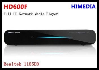 HiMedia HD600F HD Network Media Player, RTD1185DD, DLNA, Slim Design HD600F