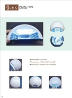 Newest LED NAIL UV LAMP Nail art Machine 12W LED ,The LED-light therapy lamp