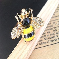 Min order is 20$(Mixed order)Bees  ring Free shipping  South Korea fair maiden style