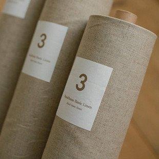 Cotton Linen Fabric Cloth -DIY Cloth Art Manual Cloth -Plain coloured cotton Fabric