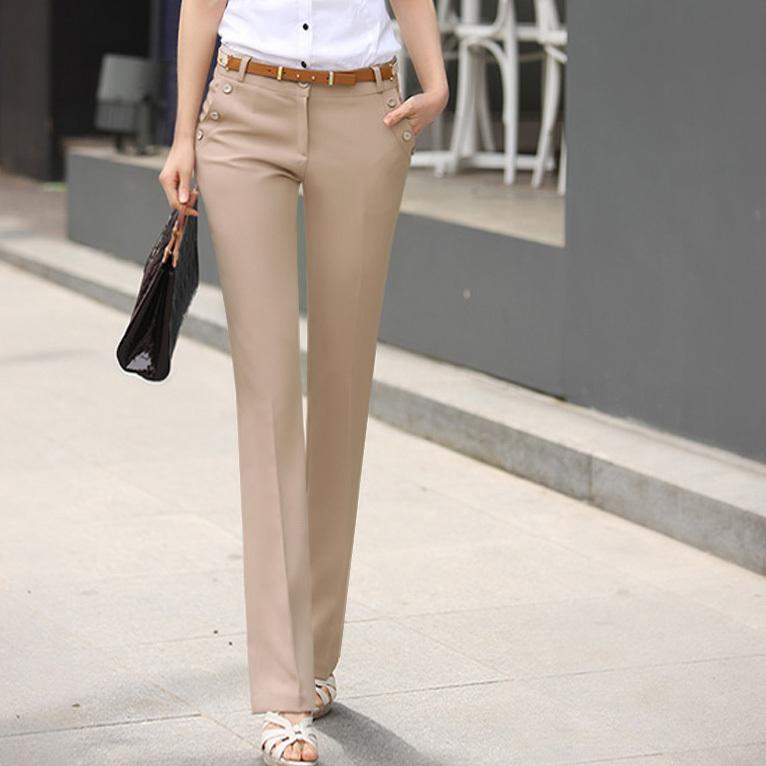 Creative Alfani NEW Khaki Straight Leg Stretch Womens Size 14P Petite Casual Pants 44