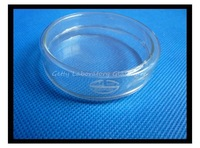 Glass tissue petri dish, culture dish 60mm, culture plate with cover, reusable