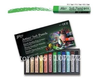 Free shipping EMS Fashion 30Sets Hair Color ChalkTemporary color Hair Chalk Fun Fast Soft Pastels 12Pieces/set