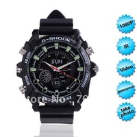 HD 1080P IR Night Vision Watch Camera DVR 32gb LM-IRW468