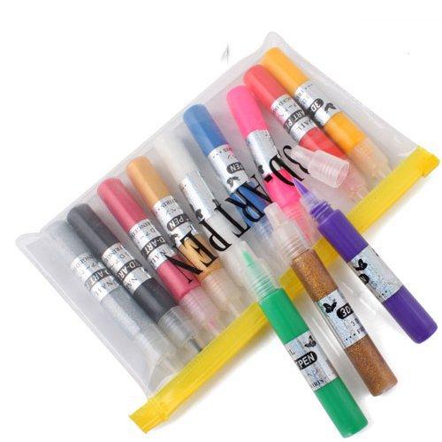 Гелевые ручки для дизайна ногтей