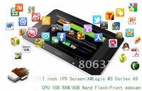 Ainol Novo 7 Mars Android 4.0 Tablet HD Screen 7 Inch 8GB 1GB RAM Camera black