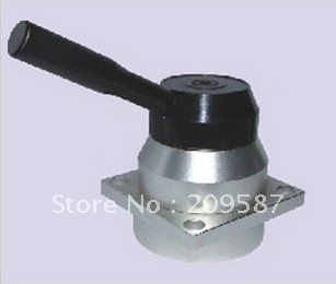 "1pcs VH200-08D 4 way 3 position 1/4"" BSPT Hand Lever Valve Center Closed(China (Mainland))"