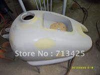 Changjiang750 Sidecar Motorcycles' Parts--M1 Toolbox And Protect Skin Tank