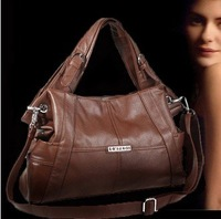 NEW ARRIVAL!!! special offer [100% GENUINE LEATHER]Single inclined shoulder bag,free shipping