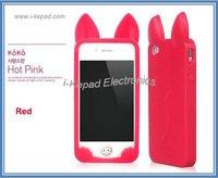 Чехол для для мобильных телефонов $3.83/pc 3D iPhone 4 4S +
