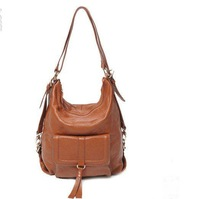 NEW ARRIVAL!!! special offer [100% GENUINE LEATHER]Han edition vogue bag,free shipping