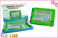 English Computer Learning Machine,ipad touch computer Kid learning machine,Baby educational toys