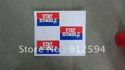 PP Logo Stickers Printing(China (Mainland))