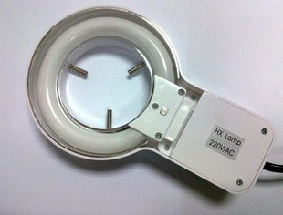 ring inner diameter 64MM microscope fluorescent light source the circular tube