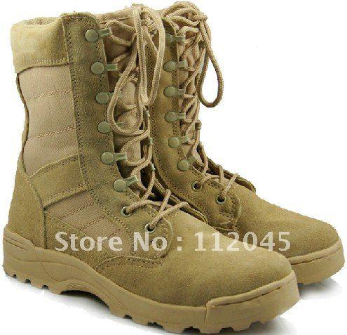 Sale Combat Boots - Yu Boots
