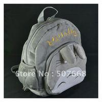 "25pcs/lot 12"" Totoro Plush Bags, Children School Backpack ,Stuffed Plush Toys Backpack, Kids School Bags"