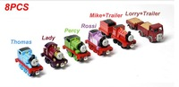 5pcs Bob The Builder metal Construction Vehicles Models collection kids gifts