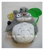 40pcs/lot Totoro Plush Toys Paper Tissue Box, Stuffed Plush Bag, Cartoon Paper Plush Box Case Bag