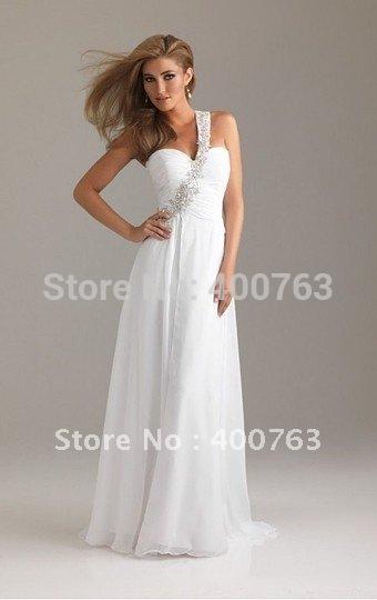 Fancy White Dresses - RP Dress