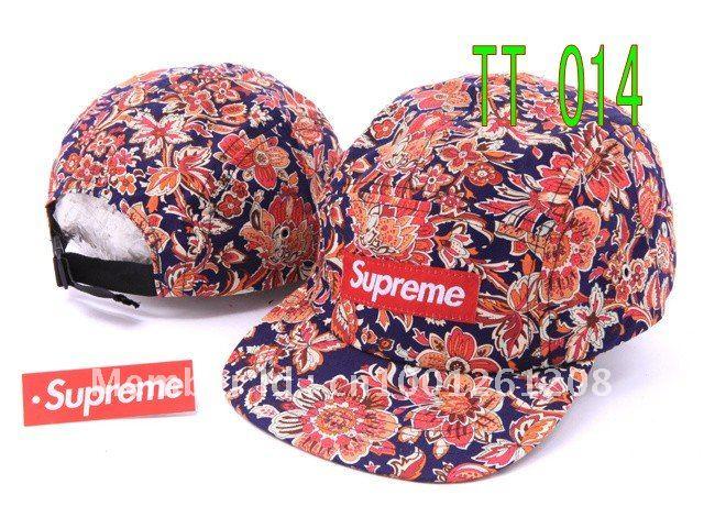 Supreme Cap Snapback Floral Floral Supreme Snapback Hats