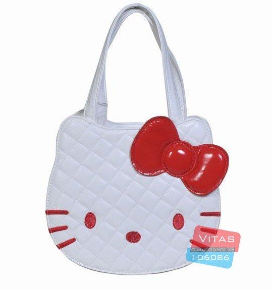High Quality+Factory price+Free Shipping,Hello Kitty Bag/Cartoon Lovely Shoulder bag/Handbag/photo color KTXB-23(China (Mainland))
