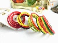 Кожаный браслет 2colors