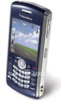Free shipping  unlocked original  BlackBerry Pearl 8120 wifi PIN+IMEI valid mobile cell phone
