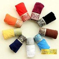 5pcs/ lot Best quality underwear for men / men's underwear Boxers Cotton  mixed color