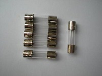 100 Pcs Fast Blow Glass Fuses 4A 250V 5mm x 20mm